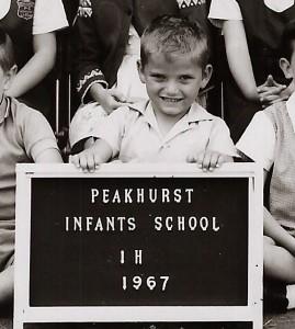 Richard at Peakhurst Infants School